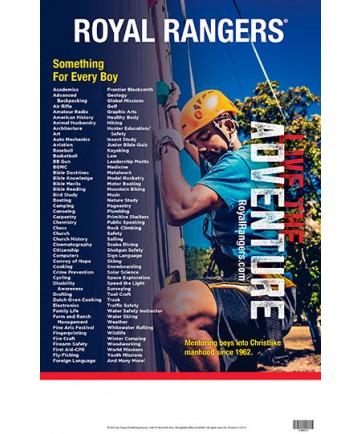 Royal Rangers® Promo Poster