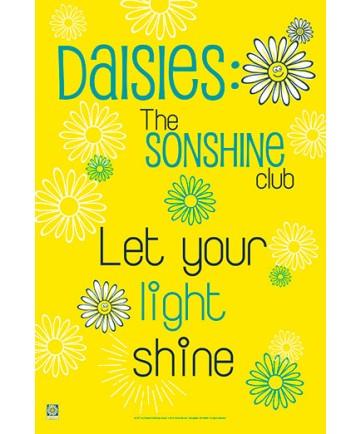 Daisies Poster Pack, Bilingual
