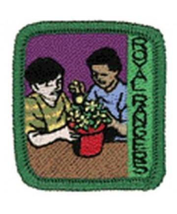 Ranger Kids Achievement Patch Help a Neighbor