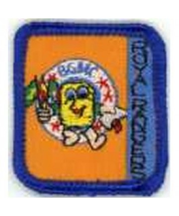 Ranger Kids Achievement Patch Buddy Barrel