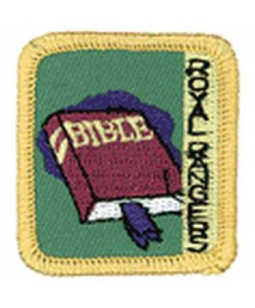 Ranger Kids Achievement Patch Doer of the Word