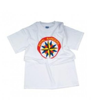 Royal Rangers Emblem T-Shirt Youth Medium