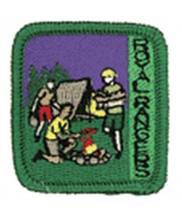 Ranger Kids Achievement Patch Outing