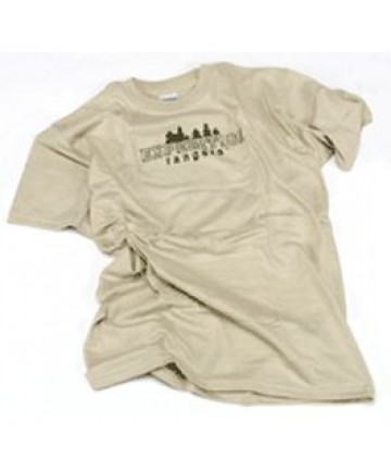 Expedition Rangers Sand T-Shirt Adult Large