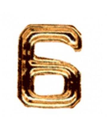 Award Numerals/6