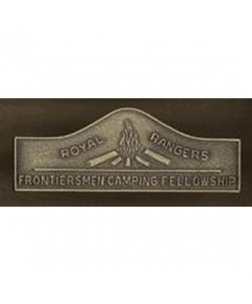 FCF Frontiersman Pin