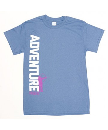 Adventure Rangers Blue T-Shirt / Adult 2XLarge