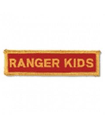 Ranger Kids Group Tag
