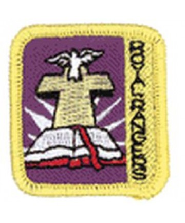 Ranger Kids Achievement Patch Commander's Choice Ministry