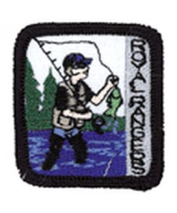 Ranger Kids Achievement Patch Day Camp