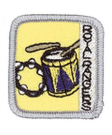 Ranger Kids Achievement Patch Joyful Noise