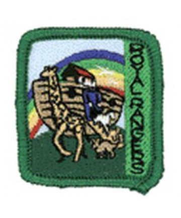 Ranger Kids Achievement Patch Noah's Ark