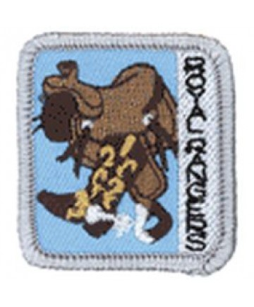 Ranger Kids Achievement Patch Old West