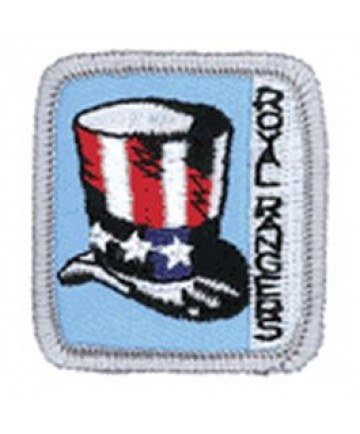 Ranger Kids Achievement Patch Rangers about Town