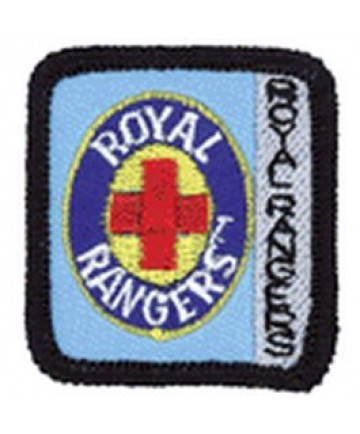 Ranger Kids Achievement Patch Safety