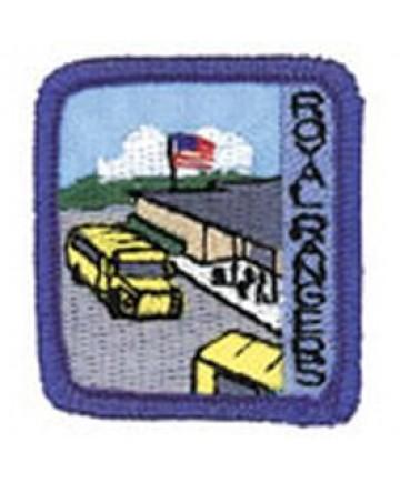 Ranger Kids Achievement Patch School