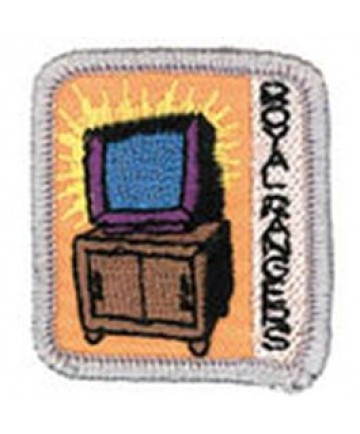 Ranger Kids Achievement Patch What's On TV