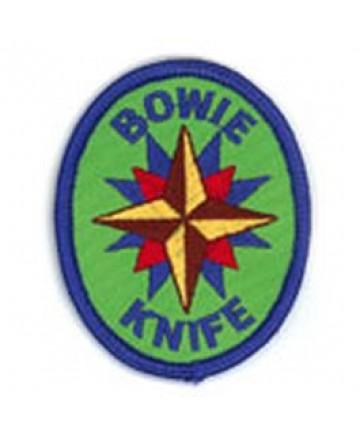 Adventure Rangers Advancement Patch/Bowie Knife