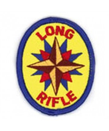 Adventure Rangers Advancement Patch/Long Rifle