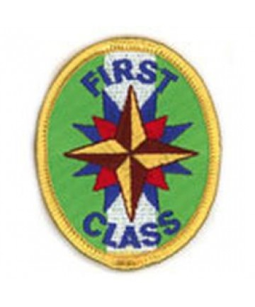 Adventure Rangers Advancement Patch/First Class
