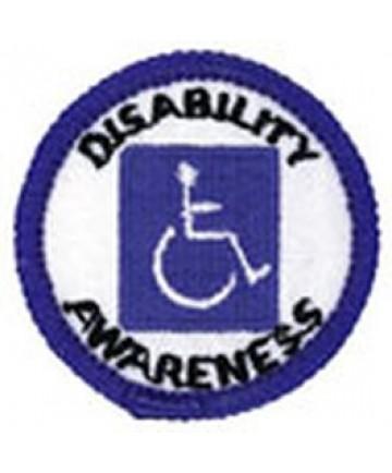 Blue Merits/Disability Awareness