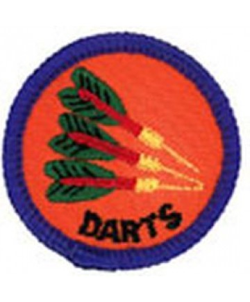 Blue Merits/Darts