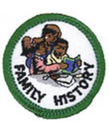 Green Merits/Family History
