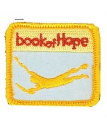 Ranger Kids Achievement Patch Book Of Hope