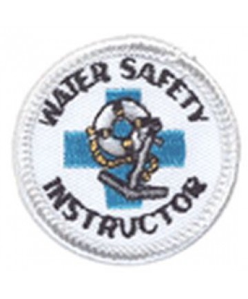 Silver Merits/Water Safety Instructor
