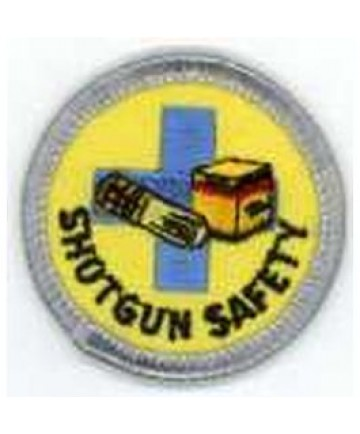 Silver Merit/Shotgun Safety