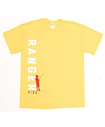 Ranger Kids Yellow T-Shirt Adult XL