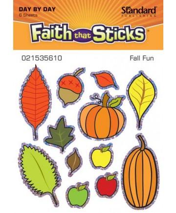 Fall Fun Sticker