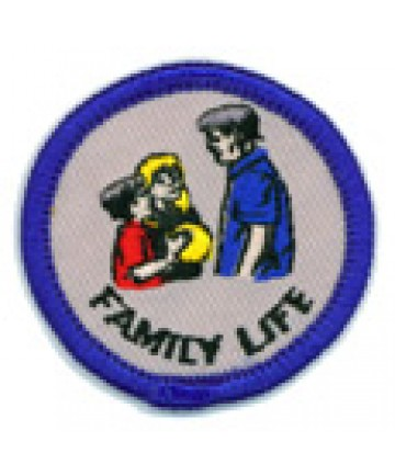 Blue Merits/Family Life