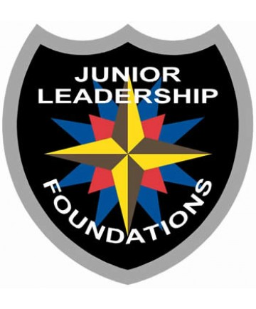 Jr. Leader Foundations Patch