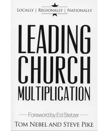 Leading Church Multiplication