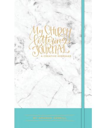 My Church Lettering Journal: A Keepsake