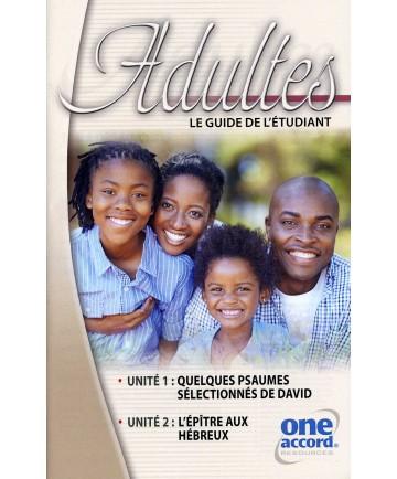 Adultes Le Guide De L'etudiant