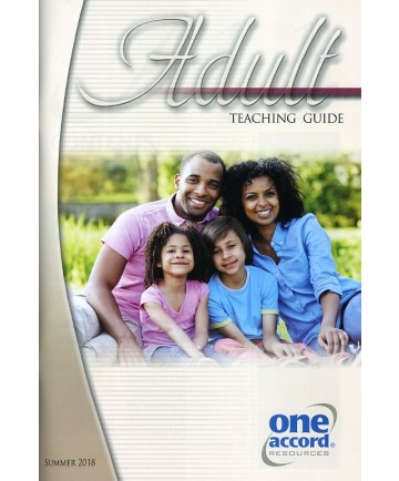 Adult Teaching Guide / Summer