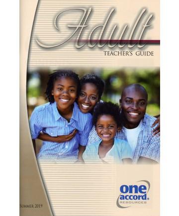 Adult Teaching Guide / Summer