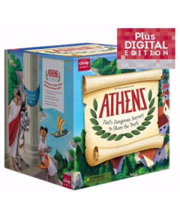 Athens-Ultimate Starter Kit Plus Digital