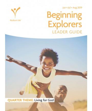 Beginning Explorer Teacher Guide - Summer