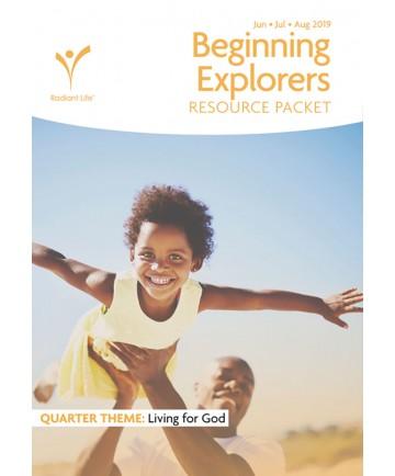 Beginning Explorers Resource Packet Summer