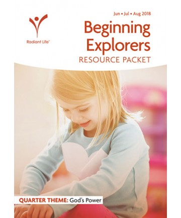 Beginning Explorers Resource Packet Summer