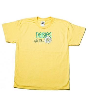Daisies T-Shirts/A3XL