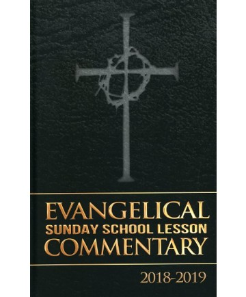 Evangelical Sunday School Commentary 2018-2019