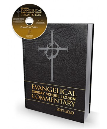 Evangelical Sunday School Commentary Combo 2: PowerPoint CD 2019 - 2020