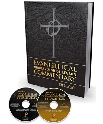 Evangelical Sunday School Commentary Combo 3: Microsoft Word & PowerPoint 2019- 2020