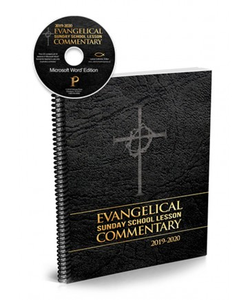 Evangelical Commentary LP Combo 1: Microsoft Word CD 2019-2020