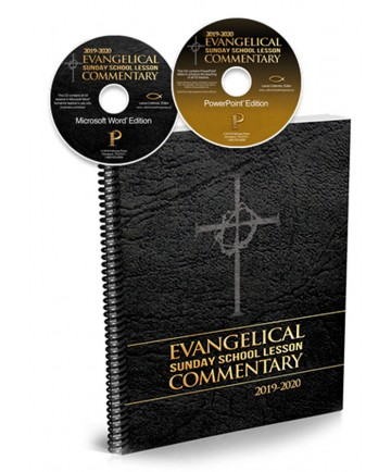 Evangelical Commentary LP Combo 3: Microsoft Word & PowerPoint 2019- 2020