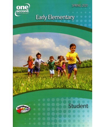 Early Elementary Student / Spring